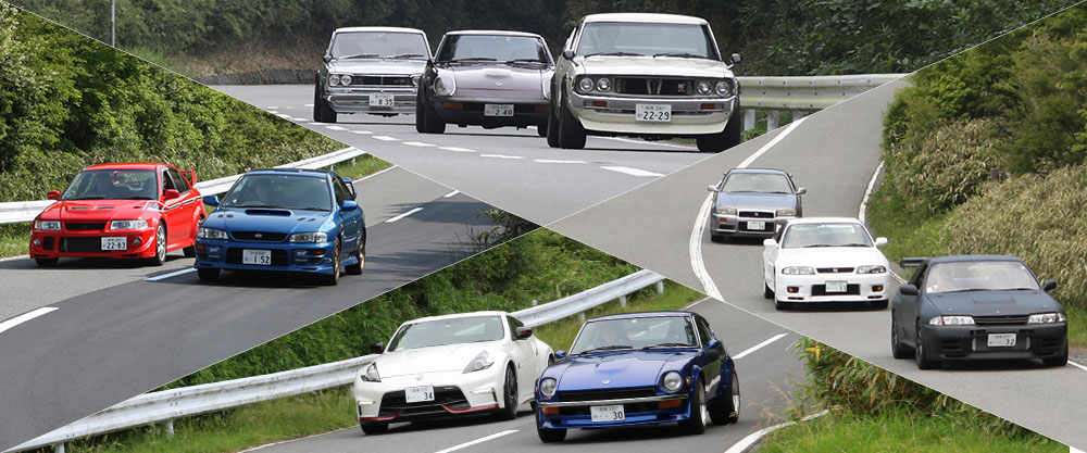 Fun2Drive JDM Car Rental and Tours in Japan near Mount Fuji